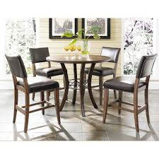 round dining table with chairs that fit underneath starrkingschool