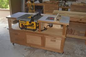 dewalt workbench. a friend of mine is just getting into woodworking. he bought bench top saw but i told him to forget about the stand, we will build it. this result. dewalt workbench