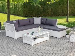 Lounge Poly Rattan Gartenmöbel Sitzgruppe Esstisch Florenz Ideen