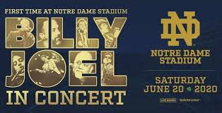 Billy Joel Concert Special Events Game Day