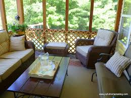 furniture for screened in porch. Furniture For Screened In Porch C