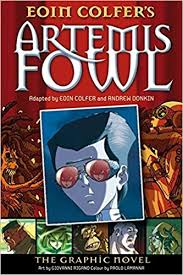 artemis fowl the graphic novel artemis fowl graphic novels amazon co uk eoin colfer andrew donkin 9780141322964 books