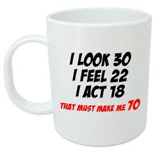 makes me 70 mug funny 70th birthday gifts presents for men women gift ideas