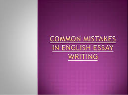 tips for writing an effective essay mistakes mistakes papers essays and research papers these results are sorted by most relevant first ranked search