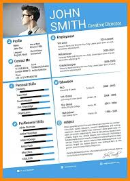 Attractive Resume Templates Gorgeous Attractive Template Resume Templates Docx Growinggarden