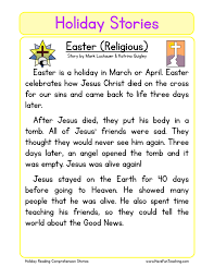 Easter Worksheets | Have Fun Teaching