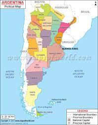Stairway to Argentina: Arjantin Hakkında