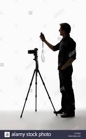 Using A Light Meter A Photographer Using A Light Meter Stock Photo 279839341