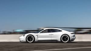 Porsche Mission E Photo 1 ...
