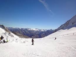 Sommer Sonne Skifahren Die Besten Sommer Skigebiete Europas