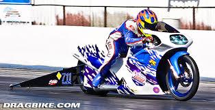 Photo of the Week : Aaron Pine wins the 2012 Irwindale Championship |  Dragbike.com