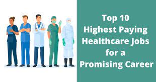 best paying health and fitness jobs
