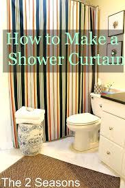 diy shower curtain ideas. diy shower curtains curtain ideas pinterest . m