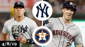 Yankees vs Houston Astros Highlights ...