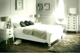 Rustic White Bedroom Furniture Bed Image Of Simple Drop Dead ...