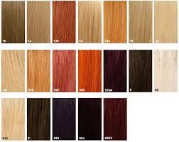 Kanekalon Braiding Hair Color Chart Braid Hair Color Chart Hair Color Ideas And Styles For 2018