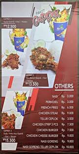 Maybe you would like to learn more about one of these? Sambal Roketchiken Rocket Chicken Mangu Bandara Solo Posts Facebook Rosanty Channel 3 938 Views10 Months Cara Membuat Sambal Geprek Bensu