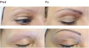 3d Permanentní Make Up Obočí