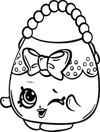 Small Picture shopkins coloring pages cookie Nice Coloring Pages for Kids