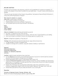 Resume Job Objective Statement Career Objective Statement In A