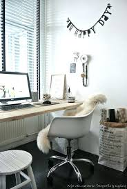 via office chairs. Breathtaking Cozy Home Office Via Living On The Floor Inovative Sheepskin Chair Arm Covers Chairs