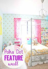 Polka Dot Bedroom Polka Dot Bedroom Wall Ask Anna