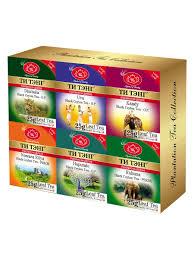 <b>Чай черный Tea Tang</b> 6х 25гр Плантационная коллекция Ува ...