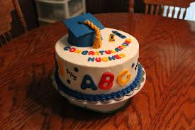 Kindergartenpreschool Graduation Cake Sweet Treats By Me