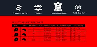 100 Status Helmet Size Chart