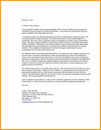 Letters Of Recommendation For Scholarship Scholarship Letter Of Recommendation Bio Letter Format 17