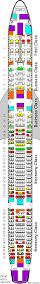 Airbus A340 500 Seating Chart Etihad A340 Seat Plan Etihad Airbus A340 600 Seating Plan