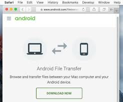 How To Access Files On Android Devices From Your Mac Raw Mac