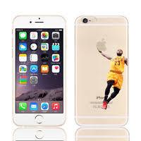lebron dunking apple logo case. lebron james slam dunk iphone 5 5s 6 6s 6+ case w/free glass lebron dunking apple logo