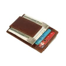 leather card holder wallet at rs 190