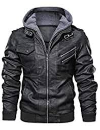 <b>Mens Leather</b> and Faux Leather Jackets | Amazon.com