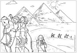 Small Picture Ancient Egypt Colouring Pages