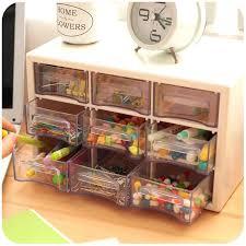 desk organizer with drawers transpa acrylic plastic storage desktop organizers with drawers sundries jewelry storage cabinets