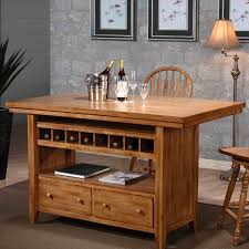 Custom Kitchen Islands That Look Like Furniture Rustic Kitchen Islands Carts Youll Love Wayfair