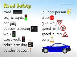 best road safety images safety colouring pages road safety word mat sb7831 sparklebox