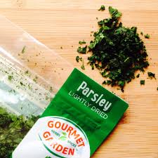 i m ashamed to admit it because in theory i have a herb garden at my disposal but this new range of lightly dried herbs from australian company gourmet