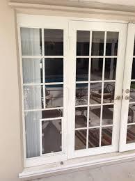 exterior steel door with pet door. french door dog exterior with pre installed patio steel pet
