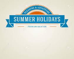 レトロな夏デザイン ポスター ベクトル イラストのイラスト素材ベクタ