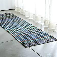 outdoor carpet runners canada fantastic indoor rug runner multi crate and barrel
