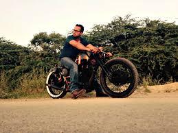 custom world war two bobber by panjloh handmade motorcycles
