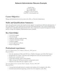 Systems Admin Resumes Office Admin Resume Sample India System Administrator Alluring