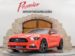 2016 ford mustang gt premium 50th anniversary twin turbo photo 1 springfield