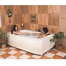 mekong jacuzzi bathtub 6 x 3 5 white