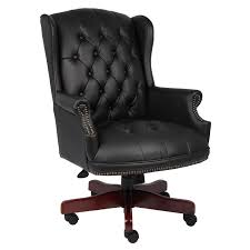 high back executive office chair. Contemporary Office Black HighBack Executive Office Chair For High Back A
