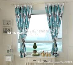 Owl Curtains For Bedroom Bedroom Curtains 63 Inches Long