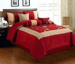 dark red bedding velvet bed sets the most beautiful for